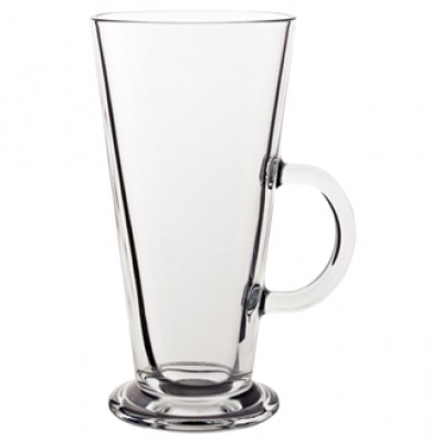 Utopia Columbia Latte Glass 16oz