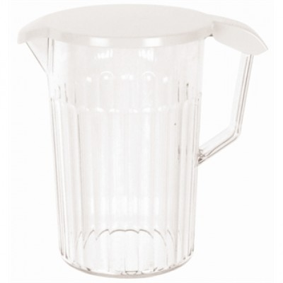 White ABS Lid for 0.9Ltr Jug