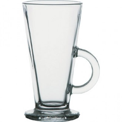 Utopia Columbia Latte Glass 10oz
