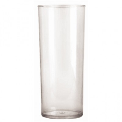 Polycarbonate Hi Ball Glass 340ml CE Marked