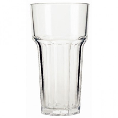 Polycarbonate American Hi Ball Glass CE Marked at 285ml