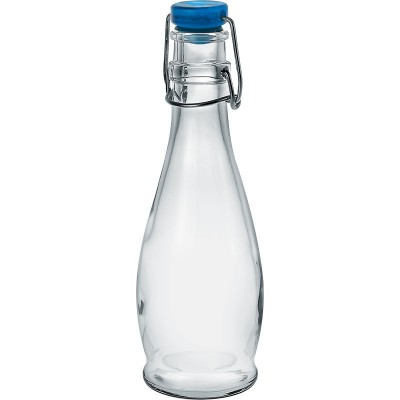Indro Bottle with Blue Lid 1L