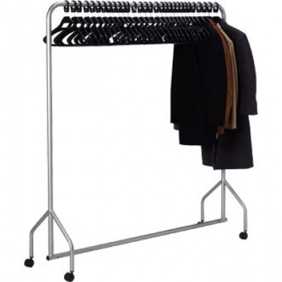 Garment Rail and Hangers