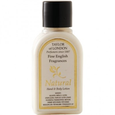 Natural Range Hand & Body Lotion