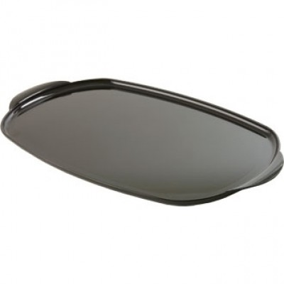 Black Oval Trays