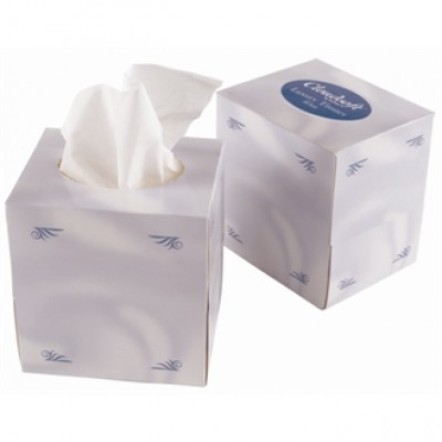 Cube Facial Tissues