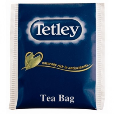 Tetley Envelope Black Tea