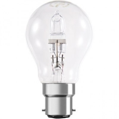Osram Low Energy GLS Halogen Light Bulb