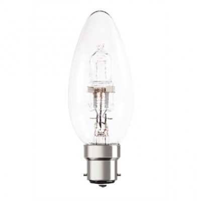 Osram Low Energy Halogen Candle Light Bulb
