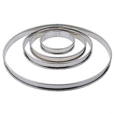 Plain Flan Ring - 2cm deep