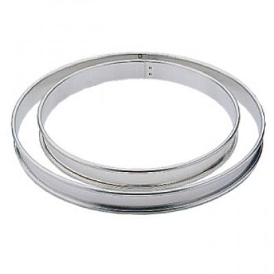 Plain Flan Ring - 2.5cm deep