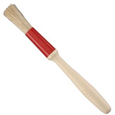 Matfer Pastry Brush Natural Bristles - Round Head