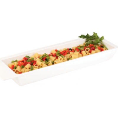 APS Apart Rectangular Melamine Tray
