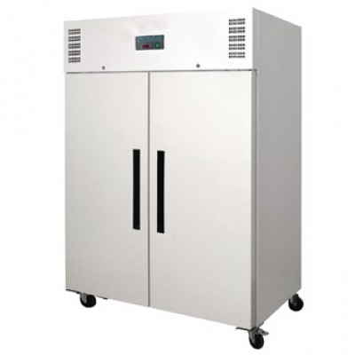 Polar CC663 Commercial Gastro Refrigerator  - White