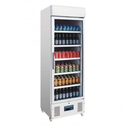 Polar DM076 Display Refrigerator  - White