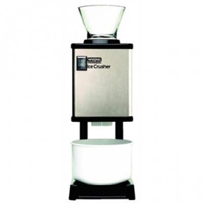 Waring IC20CE Ice Crusher - Stainless Steel