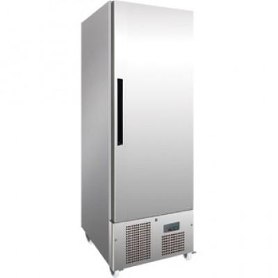 Polar G591 Slimline Cabinet Freezer - Stainless Steel