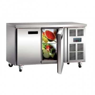 Polar G596 Counter Gastro Fridge - Stainless Steel