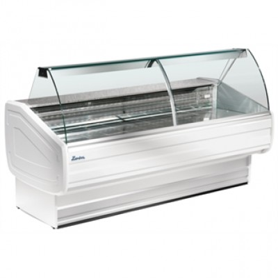 Zoin DE825-250 Serve Over Counter Fridge - White