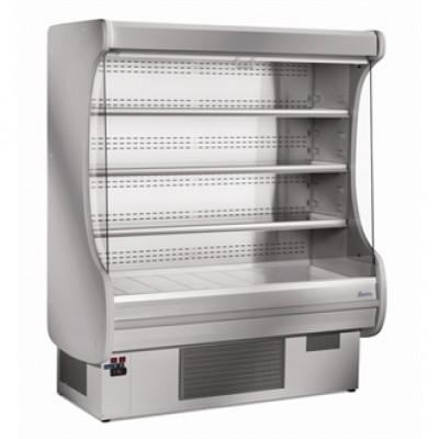 Zoin DE835-180 Multi Deck Display Fridge - Grey