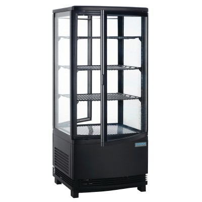 Polar DP288 Chilled Display Unit 86Ltr