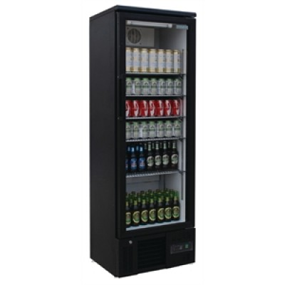Polar GJ447 Upright Back Bar Cooler Single Door