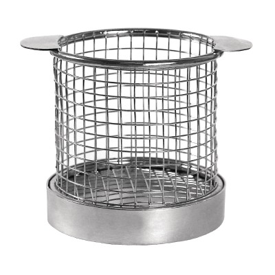 Olympia Chip Presentation Basket with Ears 95mm