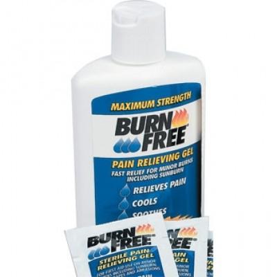 Burn Treatment Gel