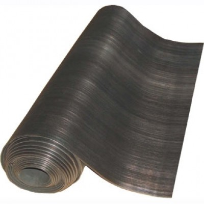 Fine Ribbed Rubber Matting