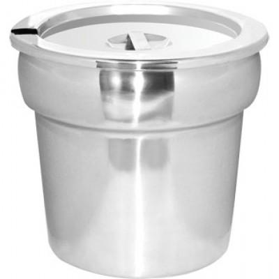 Bain Marie Pot and Lid - 7 Litre