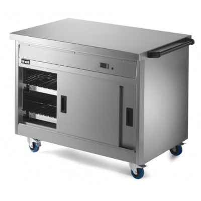 P8P3 Lincat Panther Hot Cupboard & Plain Top