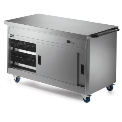P8P4 Lincat Panther Hot Cupboard & Plain Top