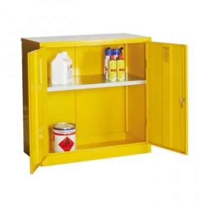 Hazardous Double Door Cabinet