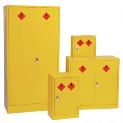 Elite Hazardous Single Door Cabinet