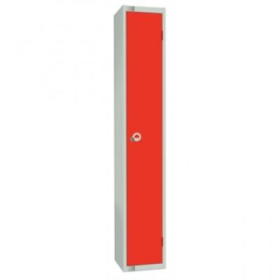 Single Door Locker with Sloping Top