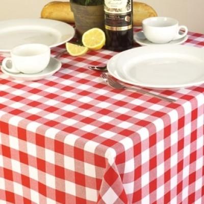 Palmar Gingham Tablecloth