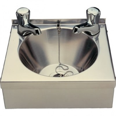 Vogue P088 Stainless Steel Mini Wash Basin