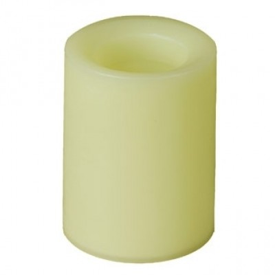 Flameless Wax Pillar Candles