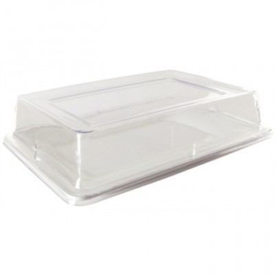 Cover for Wide Rim Rectangular Platter