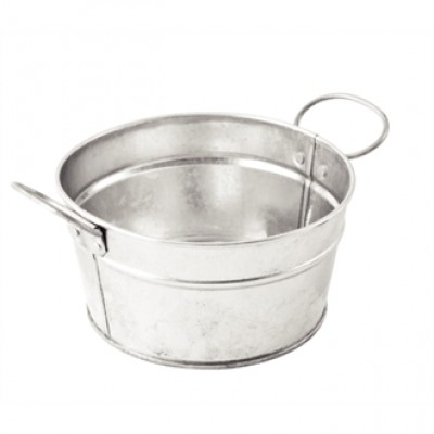 Round Galvanised Steel Tub