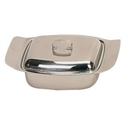 Butter Dish and Lid