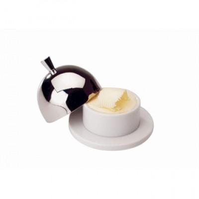 Porcelain Butter Pat
