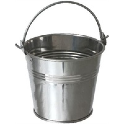 Stainless Steel Serving Bucket - 50cl