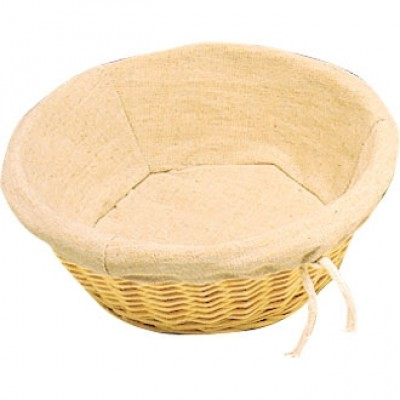 Wicker Basket (Round)