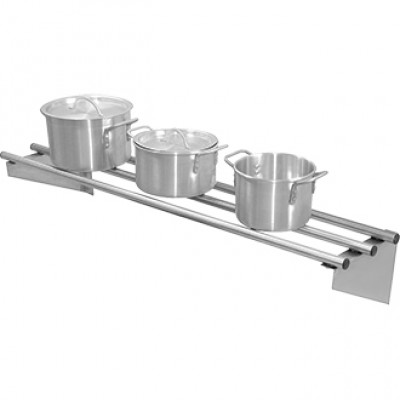 Vogue Stainless Steel Wall Shelf