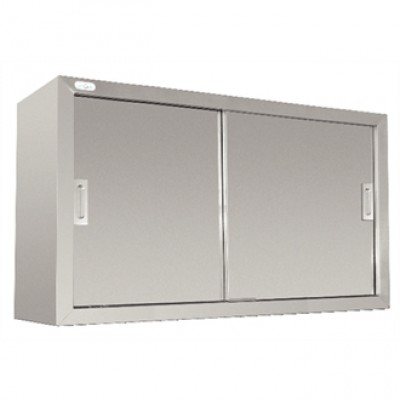 Vogue Stainless Steel Wall Cupboard