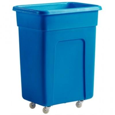 Blue Polyethylene Trolley