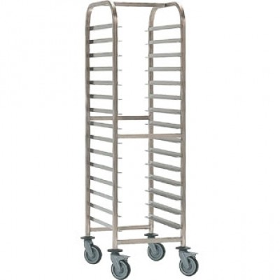Bourgeat Patisserie Racking Trolley
