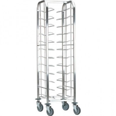 Bourgeat Self Clearing Trolley - Single