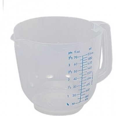 Polypropylene Measuring Jug